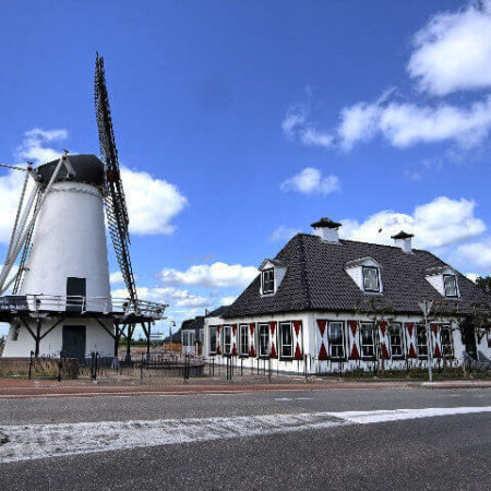Locatie Ten Post