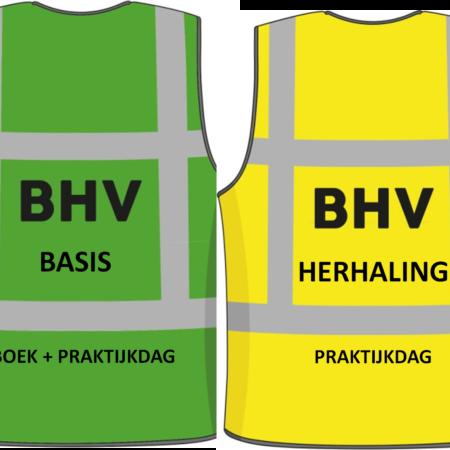 Planning BHV cursussen & locaties