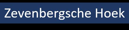 Locatie Zevenbergschen Hoek